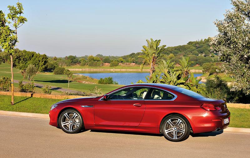 BMW 6 Coupé: oficiální premiéra (velká fotogalerie): - fotka 53