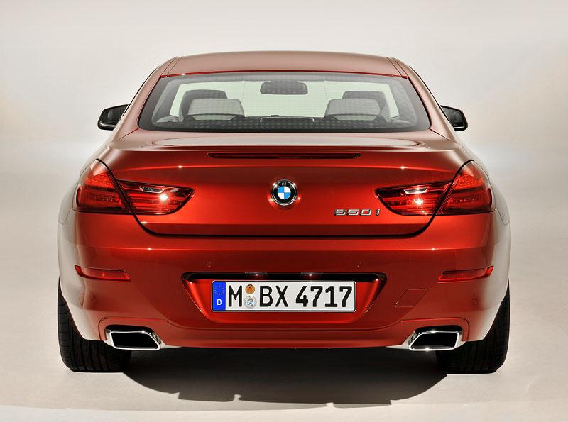 BMW 6 Coupé: oficiální premiéra (velká fotogalerie): - fotka 55