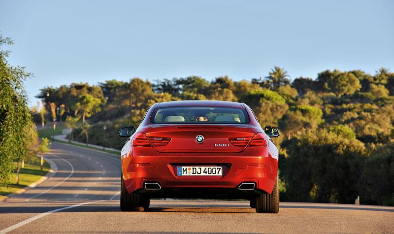 BMW 6 Coupé: oficiální premiéra (velká fotogalerie): - fotka 56