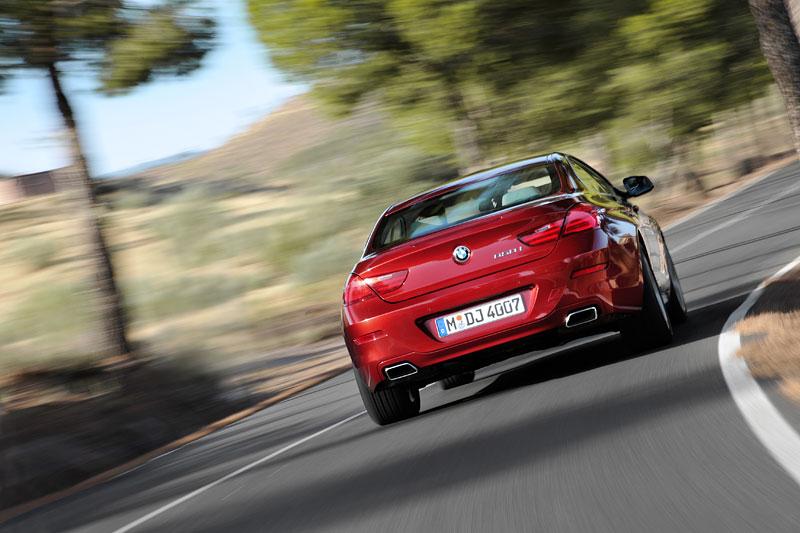 BMW 6 Coupé: oficiální premiéra (velká fotogalerie): - fotka 57