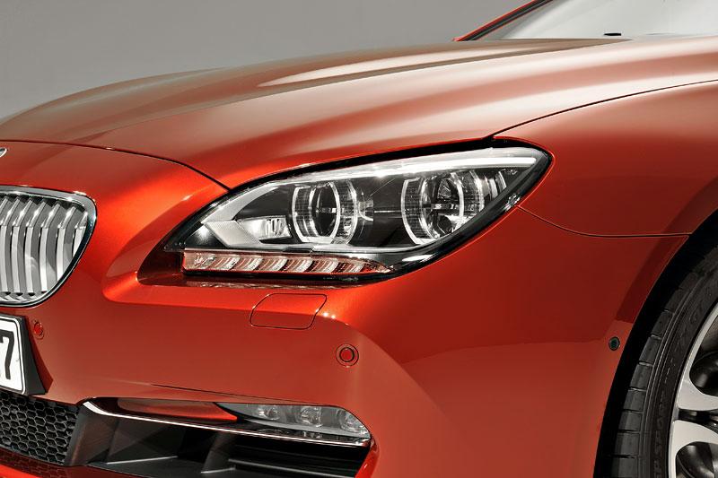 BMW 6 Coupé: oficiální premiéra (velká fotogalerie): - fotka 60