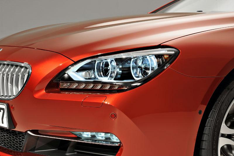 BMW 6 Coupé: oficiální premiéra (velká fotogalerie): - fotka 61