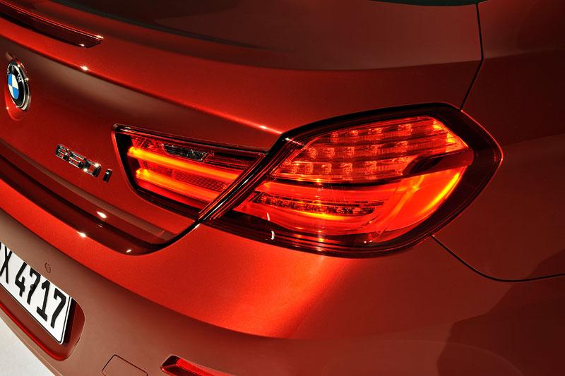 BMW 6 Coupé: oficiální premiéra (velká fotogalerie): - fotka 62