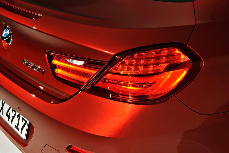 BMW 6 Coupé: oficiální premiéra (velká fotogalerie): - fotka 63