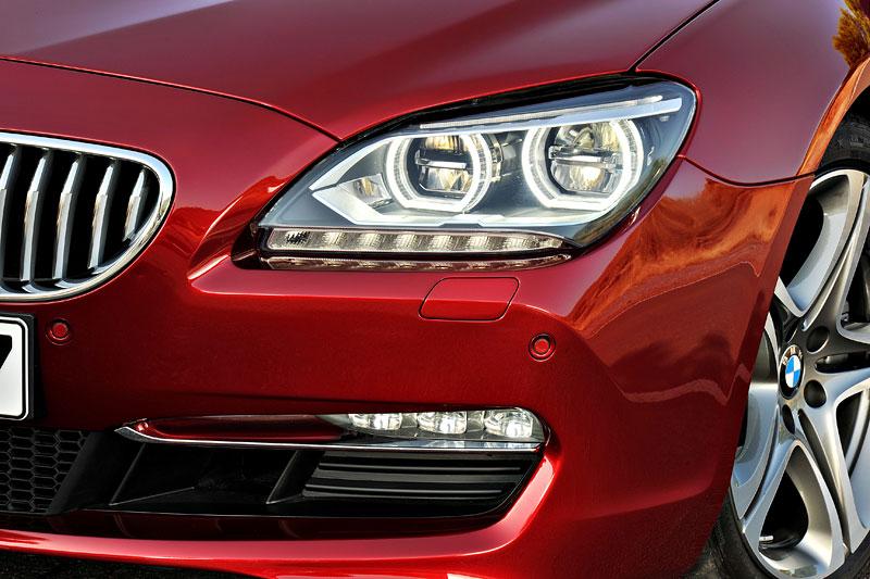 BMW 6 Coupé: oficiální premiéra (velká fotogalerie): - fotka 64