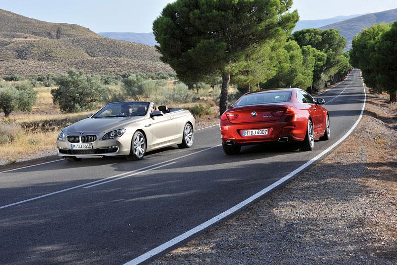 BMW 6 Coupé: oficiální premiéra (velká fotogalerie): - fotka 68