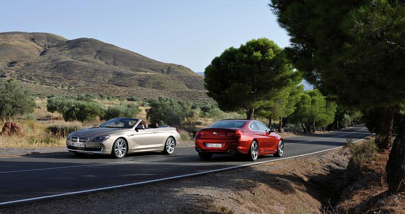 BMW 6 Coupé: oficiální premiéra (velká fotogalerie): - fotka 69