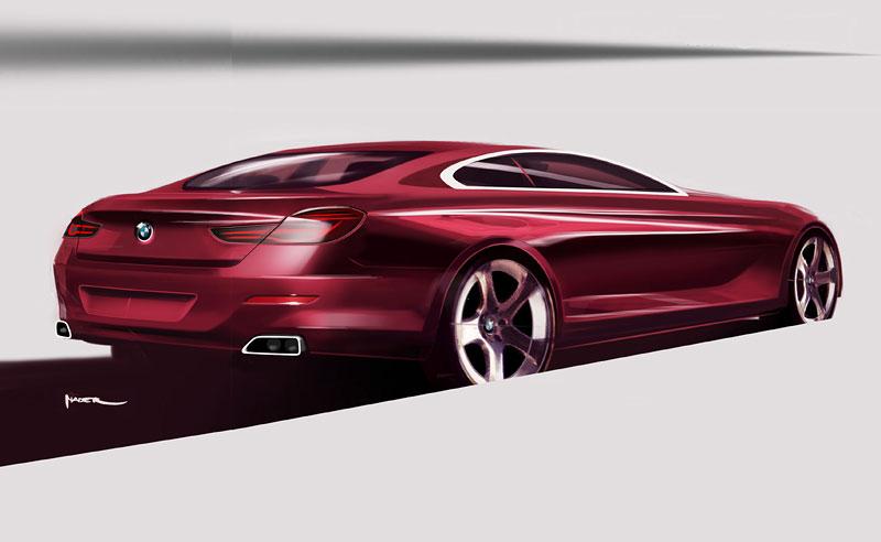 BMW 6 Coupé: oficiální premiéra (velká fotogalerie): - fotka 71