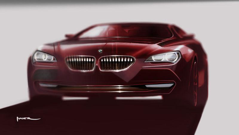 BMW 6 Coupé: oficiální premiéra (velká fotogalerie): - fotka 72