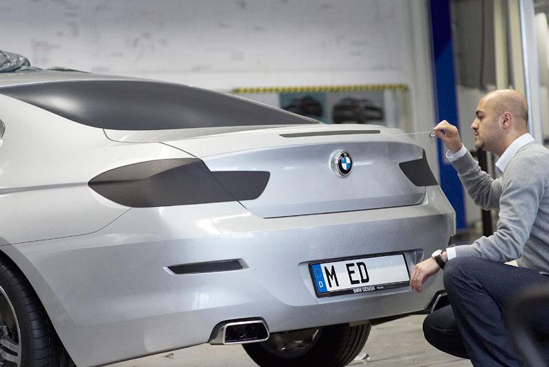 BMW 6 Coupé: oficiální premiéra (velká fotogalerie): - fotka 73