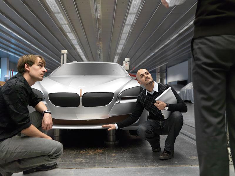 BMW 6 Coupé: oficiální premiéra (velká fotogalerie): - fotka 76
