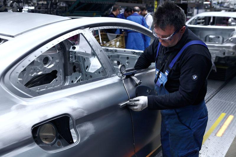 BMW 6 Coupé: oficiální premiéra (velká fotogalerie): - fotka 91