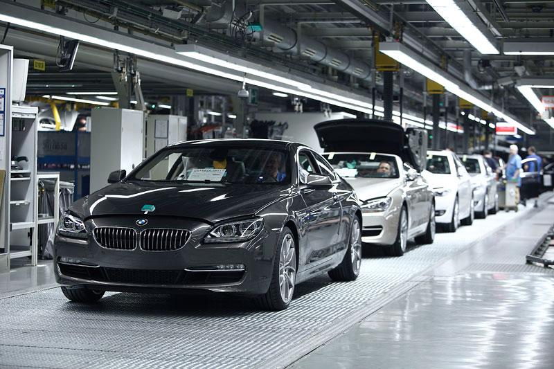 BMW 6 Coupé: oficiální premiéra (velká fotogalerie): - fotka 92