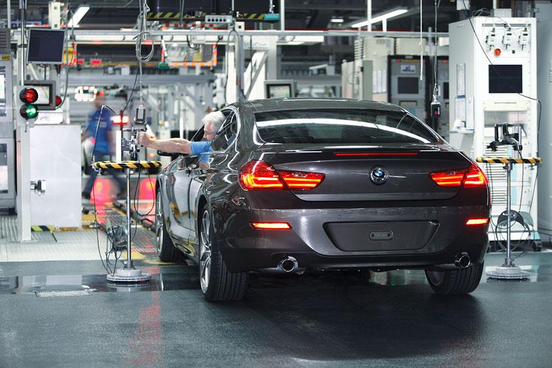 BMW 6 Coupé: oficiální premiéra (velká fotogalerie): - fotka 93