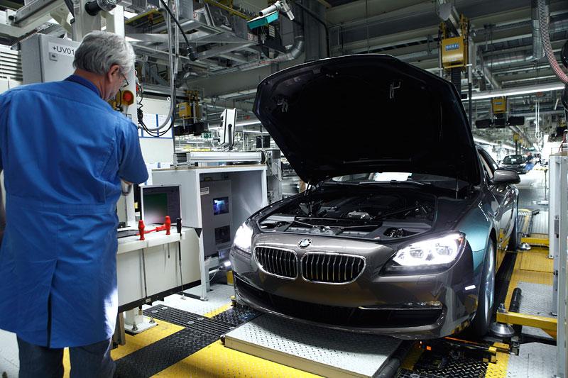 BMW 6 Coupé: oficiální premiéra (velká fotogalerie): - fotka 94