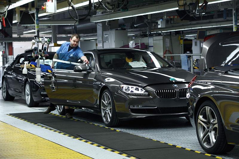 BMW 6 Coupé: oficiální premiéra (velká fotogalerie): - fotka 96