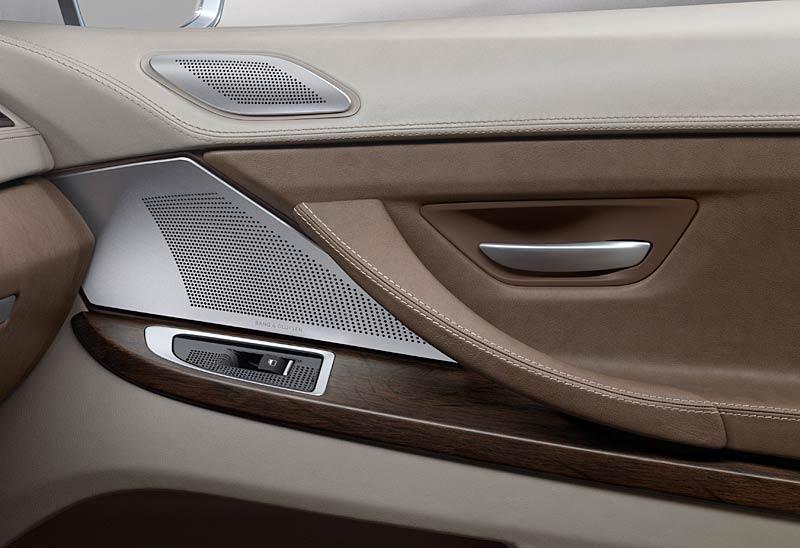 BMW 6 Coupé: Nová šestka nejprve jako koncept: - fotka 5