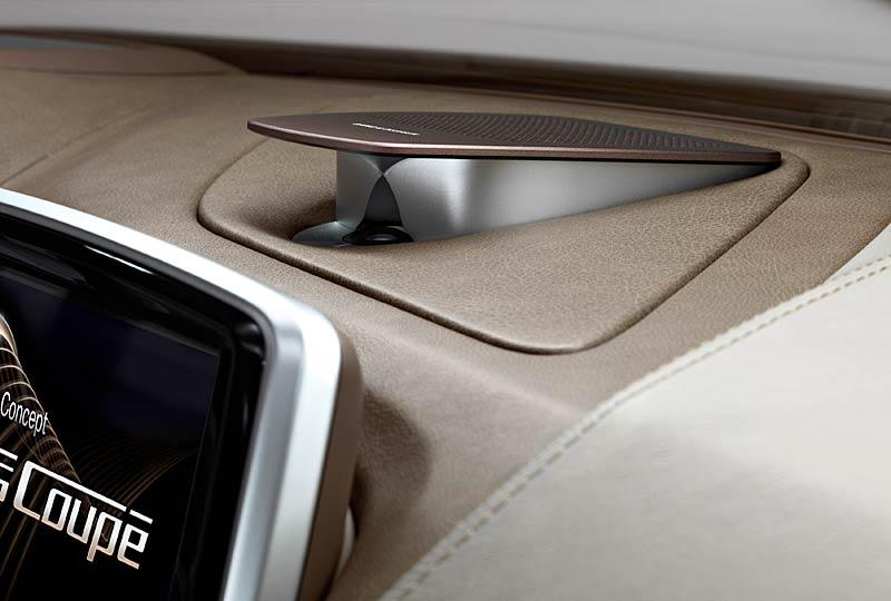 BMW 6 Coupé: Nová šestka nejprve jako koncept: - fotka 6