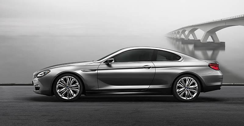 BMW 6 Coupé: Nová šestka nejprve jako koncept: - fotka 15