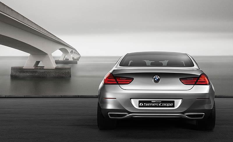 BMW 6 Coupé: Nová šestka nejprve jako koncept: - fotka 19