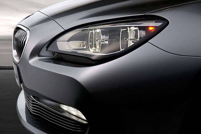 BMW 6 Coupé: Nová šestka nejprve jako koncept: - fotka 21