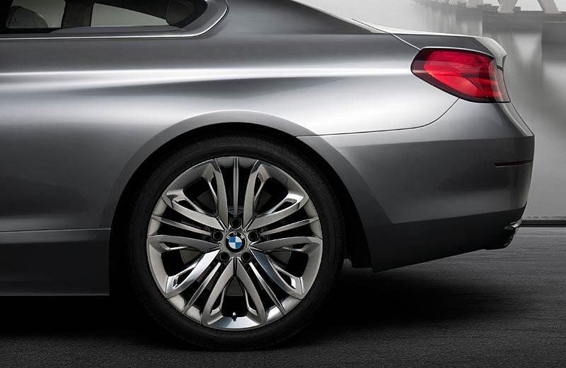 BMW 6 Coupé: Nová šestka nejprve jako koncept: - fotka 22