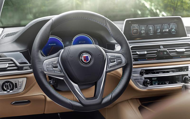 Alpina B7 Bi-Turbo chce být nejrychlejším sedanem současnosti: - fotka 1
