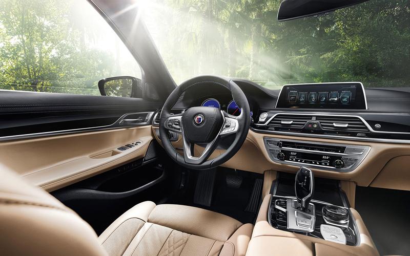 Alpina B7 Bi-Turbo chce být nejrychlejším sedanem současnosti: - fotka 2