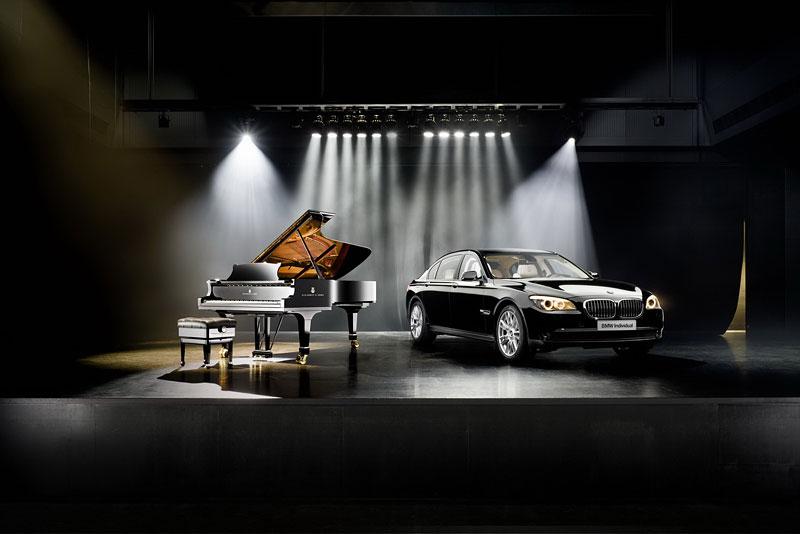 BMW 7: Steinway & Sons i pro Čínu: - fotka 16