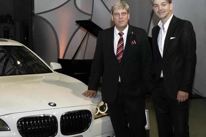 BMW 7: Steinway & Sons i pro Čínu: - fotka 29