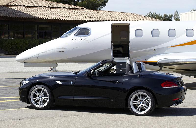 BMW Group DesignworksUSA navrhlo interiér pro Embraer: - fotka 15