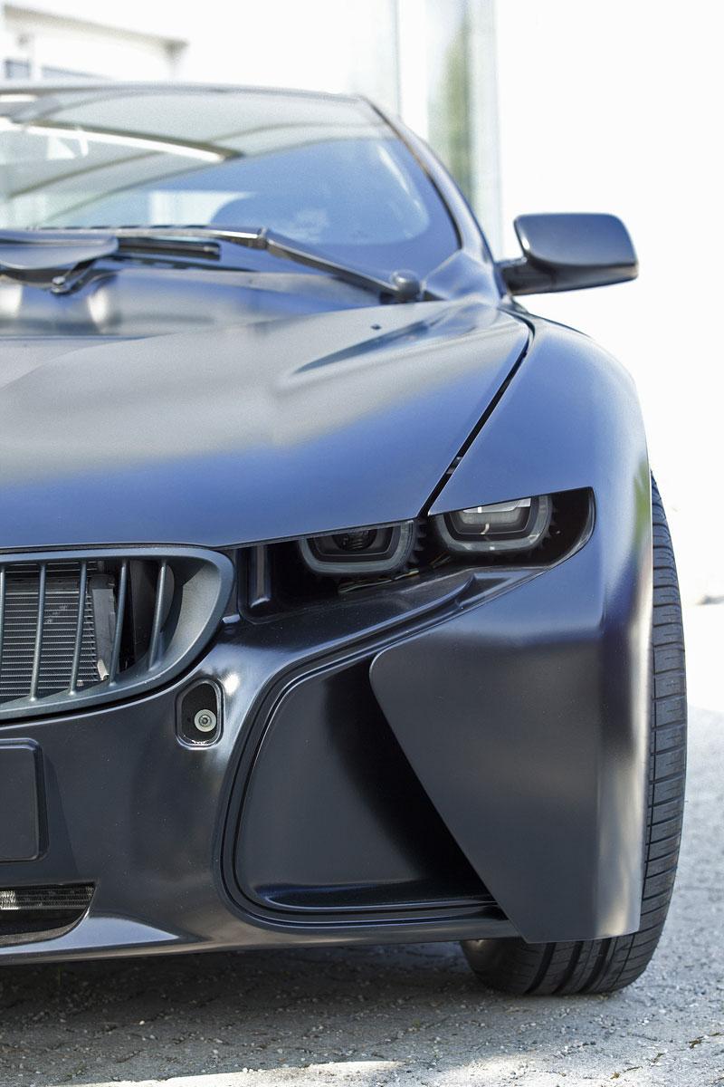 BMW Vision EfficientDynamics: do prodeje už za dva roky: - fotka 31