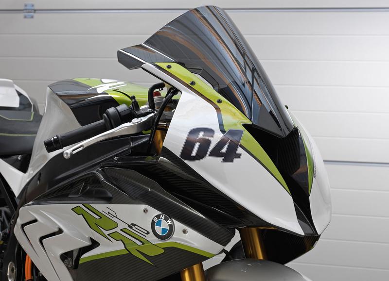 BMW eRR: Elektrický superbike od Bavorů: - fotka 5