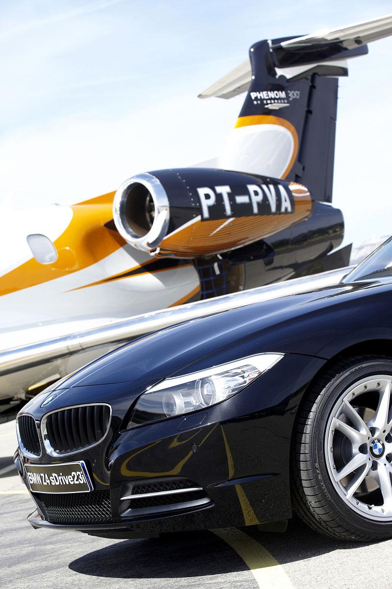 BMW Group DesignworksUSA navrhlo interiér pro Embraer: - fotka 16