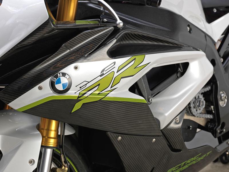 BMW eRR: Elektrický superbike od Bavorů: - fotka 6