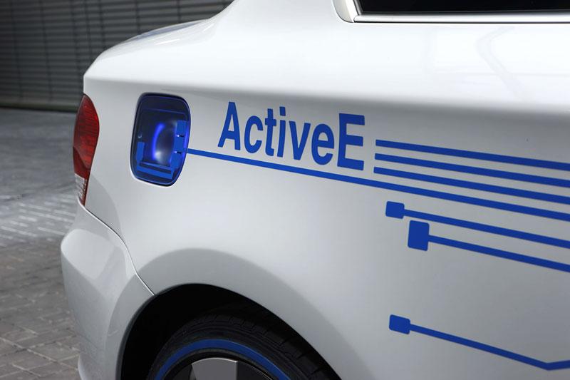 BMW Concept Active E: na plný baterky: - fotka 25
