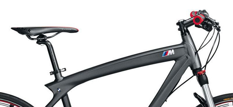 BMW: emkový bavorák na dvou kolech aneb BMW M jako bicykl: - fotka 4