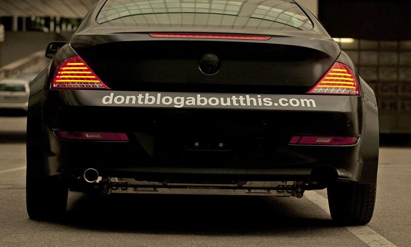 BMW Vision EfficientDynamics: do prodeje už za dva roky: - fotka 34