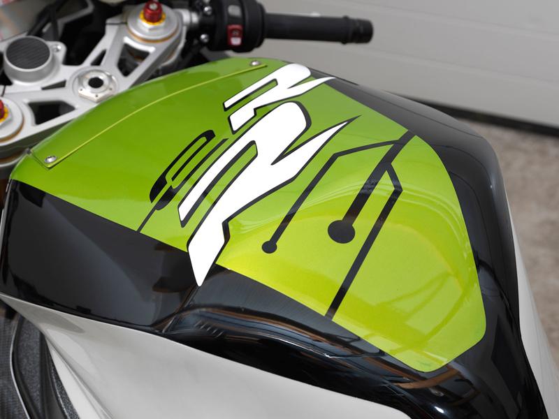 BMW eRR: Elektrický superbike od Bavorů: - fotka 8