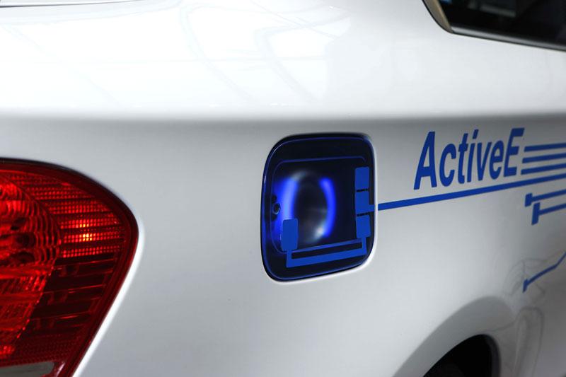 BMW Concept Active E: na plný baterky: - fotka 27