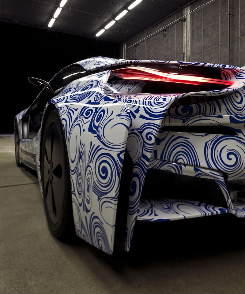 BMW Vision EfficientDynamics: do prodeje už za dva roky: - fotka 35