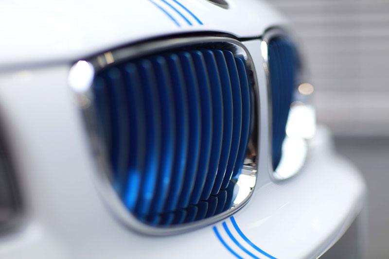 BMW Concept Active E: na plný baterky: - fotka 28