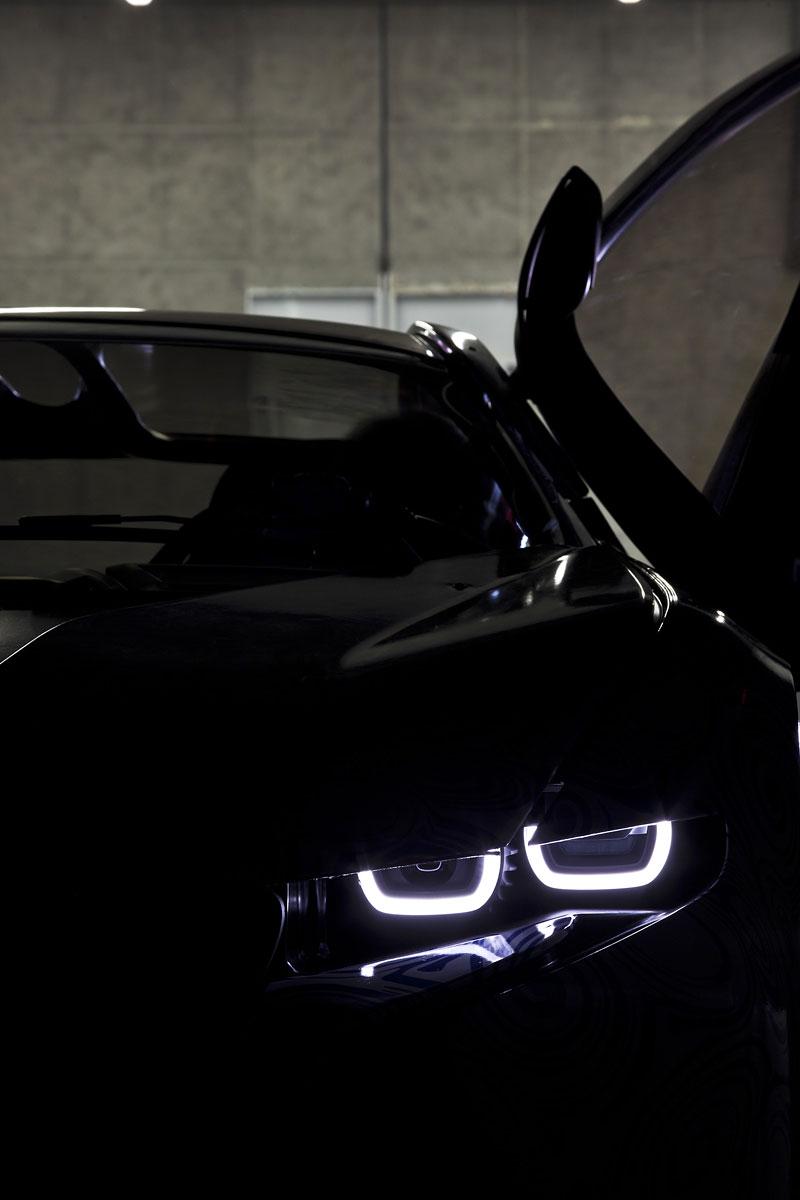 BMW Vision EfficientDynamics: do prodeje už za dva roky: - fotka 36