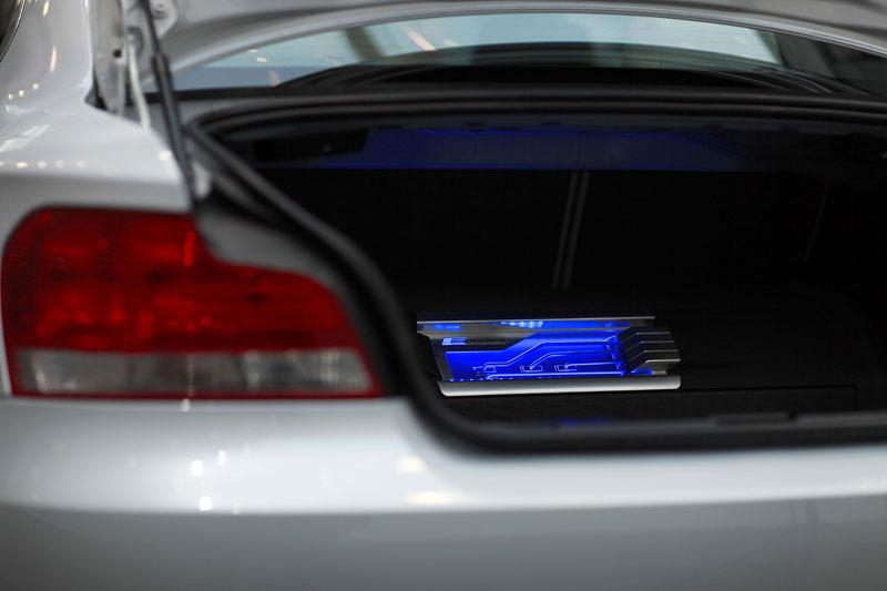 BMW Concept Active E: na plný baterky: - fotka 29