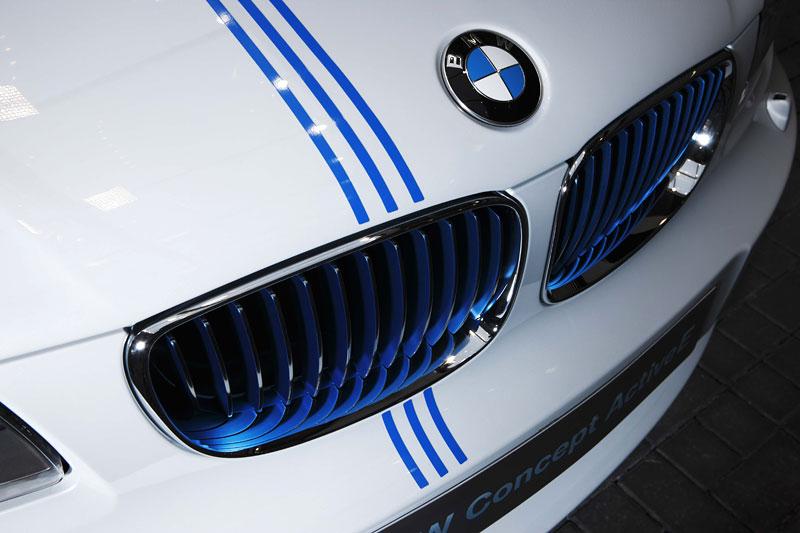 BMW Concept Active E: na plný baterky: - fotka 30