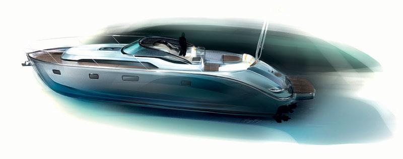 Bavaria Deep Blue 46: jachta od BMW Designworks USA: - fotka 3