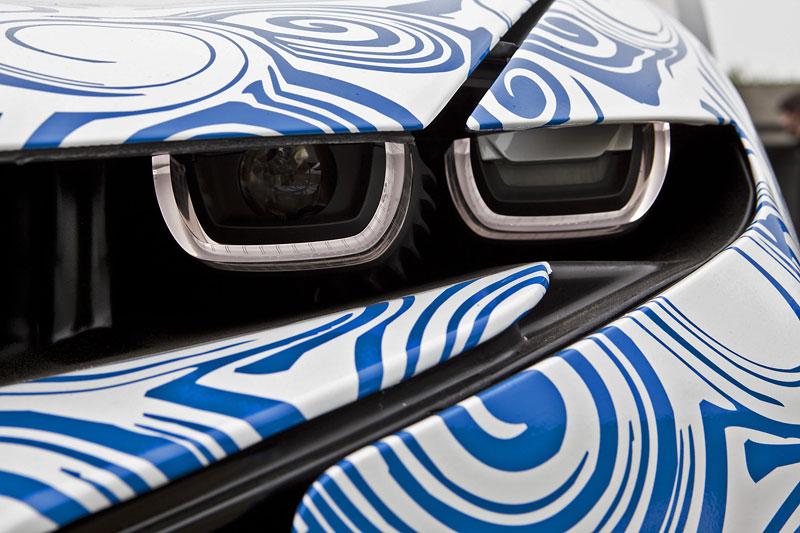 BMW Vision EfficientDynamics: do prodeje už za dva roky: - fotka 41