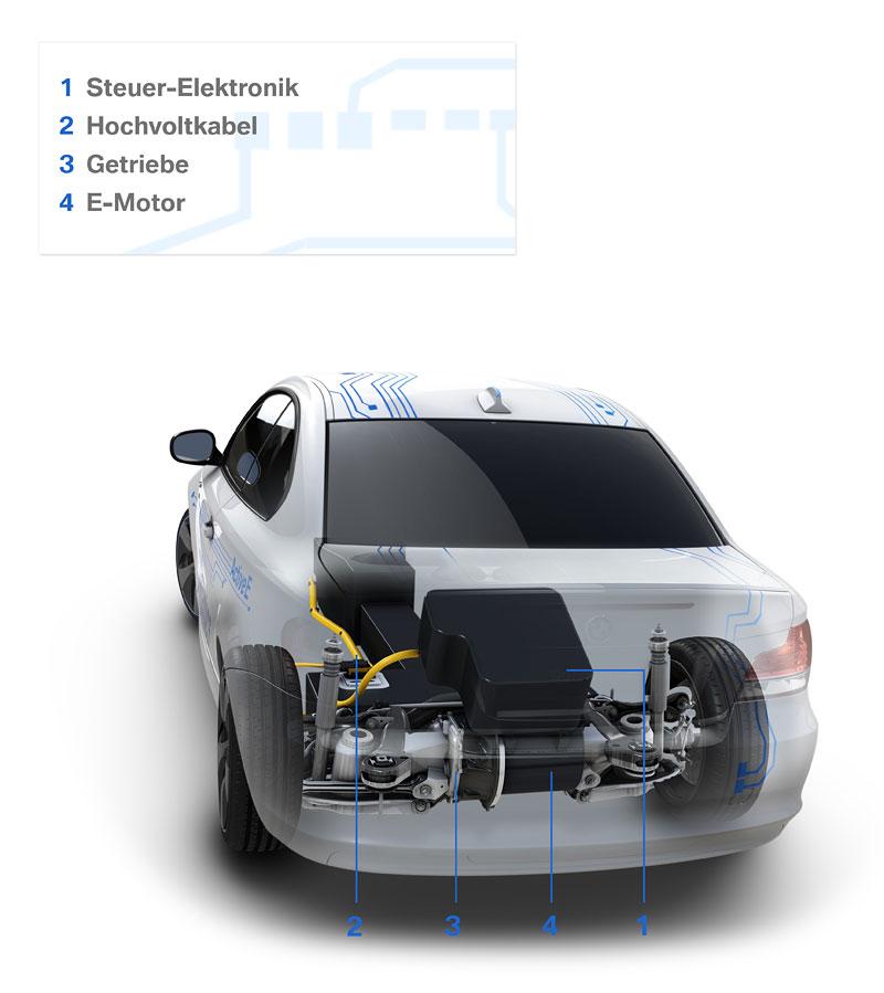 BMW Concept Active E: na plný baterky: - fotka 35