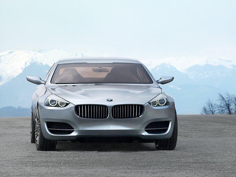 Projekt supersedanu BMW CS zastaven: - fotka 8
