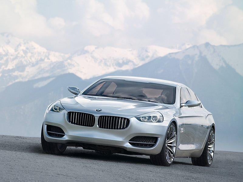 Projekt supersedanu BMW CS zastaven: - fotka 9